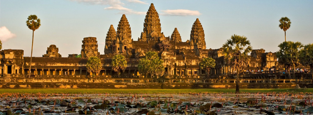 TREASURES OF CAMBODIA <br> 5 DAYS/ 4 NIGHTS