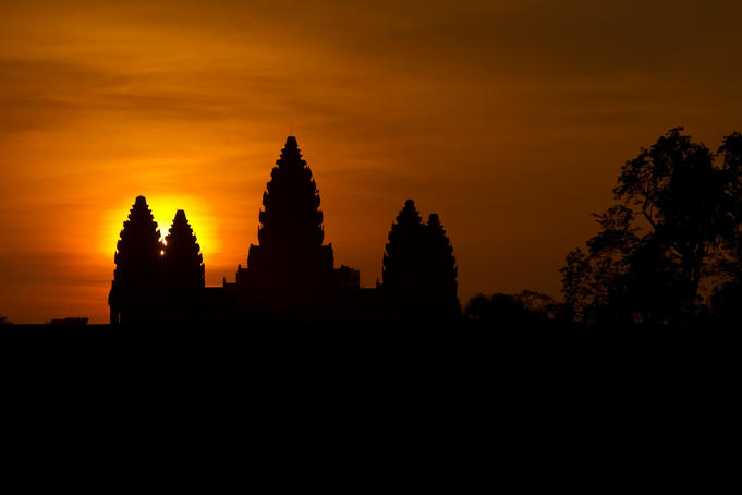 TREASURES OF CAMBODIA