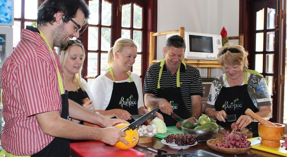 HALF DAY  COOKING CLASS IN HO CHI MINH